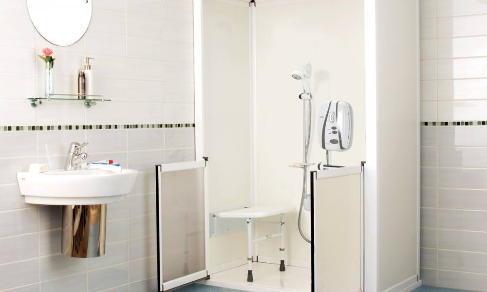 disability range h s bathroom showroom