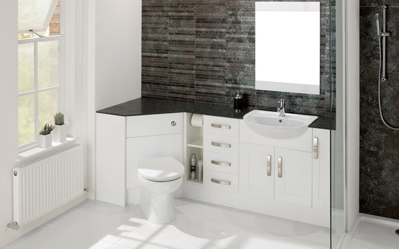 Bathroom furniture h s bathroom showroom for H s bathrooms blackburn