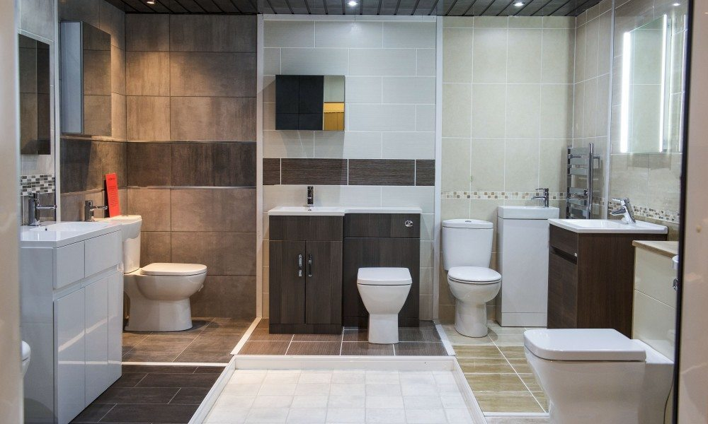 Discover our bathroom showroom in blackburn for Bathroom showrooms