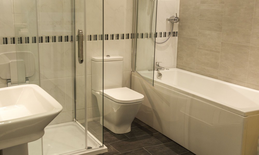 Discover our bathroom showroom in blackburn for H s bathrooms blackburn