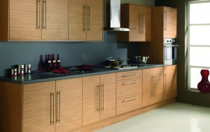 Contemporary Kitchen showroom in Blackburn