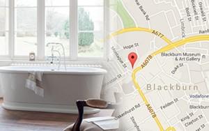 Blackburn bathroom supplier