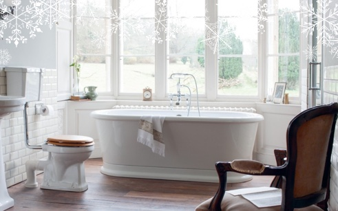 Order your bathroom in time for Christmas
