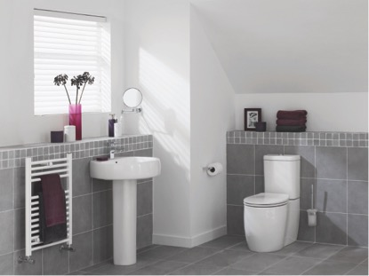 ... As Illustrated By One Of Our Favourite New Bathroom Trends. Pale Subway  Tiles Will Make Any Bathroom Look Like It Belongs On The Pages Of An  Interior ...